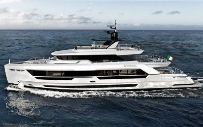 OCEANKING SEMI-CUSTOM DUCALE 120 development