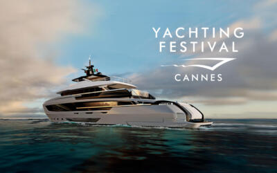 """CANNES YACHTING FESTIVAL """"OCEANKING"""""""